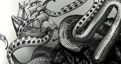 Kraken Rum has done a great job creating an image that sells, here's a good commercial to go along with that.