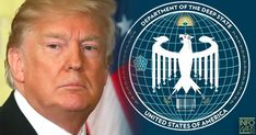 President can't be controlled and is fighting back against the shadow government, says whistleblower.