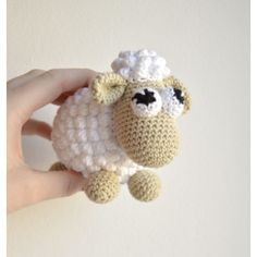 Crocheted animals and amigurumi Archive - KreaLoui Love Crochet, Crochet For Kids, Crochet Yarn, Crochet Toys, Baby Knitting Patterns, Amigurumi Patterns, Crochet Patterns, Easter Crochet, Felt Toys