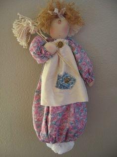 Angel Bag LadyE pattern