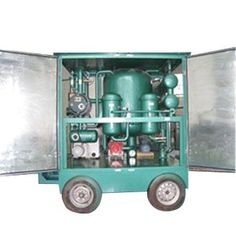 ZJC-T Series Vacuum Oil-Purifier (Special for Turbine Oil) - China oil recycling, Gold