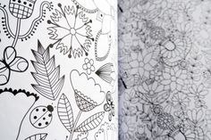 """""""Arte-Terapia Anti-Stress"""": um livro com centenas de padrões gloriosos, com pormenores intrincados, que lhe darão horas de entretenimento e descanso! Há padrões para todos os gostos - desde folhas e flores a desenhos abstratos e gráficos, para que todos os adultos possam relaxar a colori-los.  Relaxante e inspirador! www.presenca.pt/livro/arte-terapia-anti-stress/"""