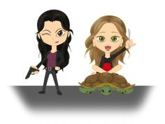 Rizzoli and isles awesome tortoise  (tortoise not turtle)