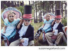 Alice In Wonderland | Suzanne Garland Photography