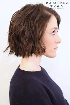 Short Brown Haircuts, Shortish Haircuts, Bob Hairstyles, Braided Hairstyles, New Hair, Your Hair, Growing Out Short Hair Styles, Ramirez Tran Salon, Grow Out