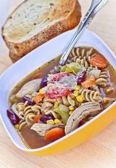 Minestrone Soup1