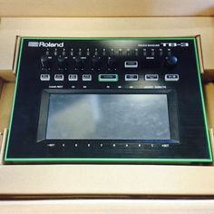 Show details for Used Roland TB-3 Aira Touch Bassline Synthesizer