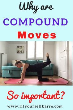 What are compound exercises and why are they important and effective? They are totally worth it, find out why! #exercise #fitness #compoundexercise #fit #workout #compoundexercisesfatburning #fatburning #workout Bar Workout, Workout Guide, Workout Challenge, Workout Videos, Fitness Tips, Barre Fitness, Fitness Motivation, Compound Exercises, Health And Wellness Coach