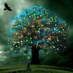 Magical Fairy Wishing Tree