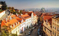 Nerudova street, Malá Strana, Prague