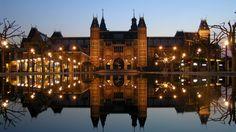 Het spiksplinternieuwe Rijksmuseum