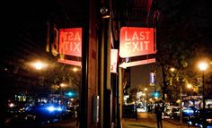 Last Exit Bar and Lounge
