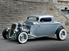 A hot rod is a specific type of automobile that has been modified to produce more power for racing straight ahead. The hot rod originated in the early...
