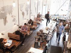 Coffee Nerd Paradise in Gastown