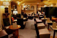 Un bar flambant neuf à La Cheneaudière
