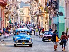 Chevrolet Styleline De Luxe 1952. La havane, Cuba.