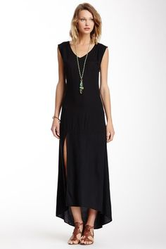 Hibya Maxi Dress by Alternative Apparel on @HauteLook