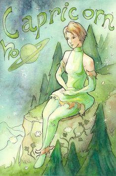 Capricorne de Arwen De Lyon