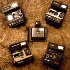 Vintage Polaroid Cameras - 3 basic maintenance tips Vintage Polaroid Camera, Polaroid Cameras, Old Cameras, Fancy, Tips, Photography, Photograph, Advice, Polaroid Camera