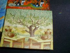 olivovník Painting, Art, Art Background, Painting Art, Kunst, Gcse Art, Paintings, Painted Canvas, Art Education Resources