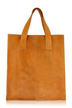 Minimo Leather Tote