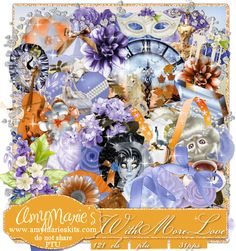 With More Love [AM_WithMORELove.zip] - $0.90 : AmyMaries Kits