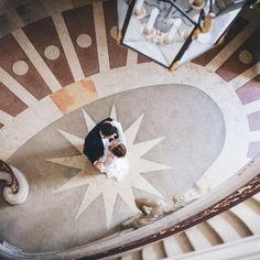 Photographie de mariage, Abbaye des Prémontrés