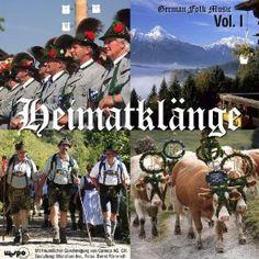 Heimatklänge Vol. German Folk Music, Polka Music, Music Download, Freundlich, News Songs, Literature, Comedy, Dance, Humor