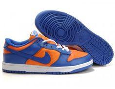 competitive price 08ced d31a5 Nike Dunk Low Pro SB Shoes - NavyOrange - Wholesale
