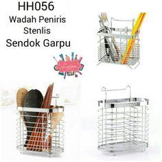 Saya menjual HH056 Wadah Peniris Stenlis Sendok Garpu Sumpit Stainless Steel Drain seharga Rp67.500. Dapatkan produk ini hanya di Shopee! https://shopee.co.id/larisastore/9048377 #ShopeeID