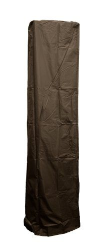 Patio Heater Covers - AZ Patio Heater Cover for Square Glass Tube Heater Mocha ** More info could be found at the image url. (This is an Amazon affiliate link)