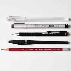Курс «Скетчбук. Мастерство зарисовок» | Школа рисования для взрослых Вероники…