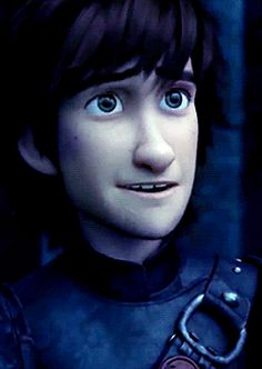 Merida: Hiccup...what is it? Hiccup: Just...you This happens to me all the time
