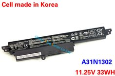 This is nice, check it out!   11.25V 33WH Original Quality New Laptop Battery A31N1302 For ASUS VivoBook X200CA F200CA 200CA A31LMH2 A31LM9H 1566-6868 - US $43.99 http://pcshopstore.com/products/11-25v-33wh-original-quality-new-laptop-battery-a31n1302-for-asus-vivobook-x200ca-f200ca-200ca-a31lmh2-a31lm9h-1566-6868/