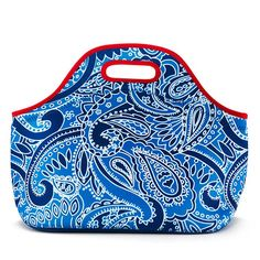 Pack it up! A stylish, cute lunch tote for lunches. Features a neoprene lining that helps keep food warm or cool. Regularly $12.99, shop Avon Living online at http://eseagren.avonrepresentative.com