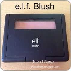 Julie's Lifestyle: Makeup Monday - e.l.f. Cosmetics