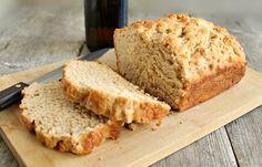 homemade beer bread...bye, bye Tastefully Simple!