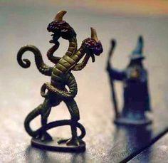 Stranger Things Demogorgon with Wizard