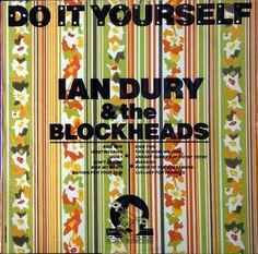 Ian Dury & The Blockheads Do It Yourself Vinyl LP