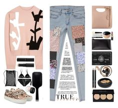 """True Fashion"" by emcf3548 ❤ liked on Polyvore featuring Roger Vivier, Acne Studios, Cheap Monday, Tom Ford, Bobbi Brown Cosmetics, NARS Cosmetics, Shiseido, GHD and Clé de Peau Beauté"