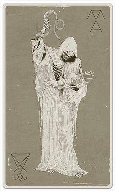 Mal de Aurora — The Birth of Light. Demon Art, Arte Horror, Horror Art, Satanic Art, Dark Artwork, Arte Obscura, Macabre Art, Occult Art, Creepy Art