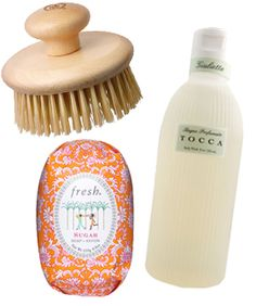 Refinery 29: Shower Goodies That'll Make Getting Up In The AM A Whole Lot Easier #Fresh #soaps