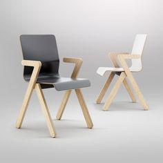 Vi chair by Redo Design Studio, via Behance