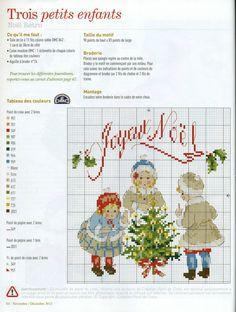 Points de croix *<3* Cross stitch Christmas