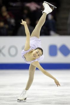 Mao Asada, Four Continents Figure Skating Championships 2012@Colorado Springs, FS