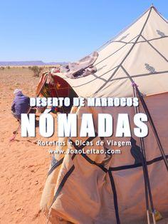 Nómadas de Marrocos, Deserto do Saara