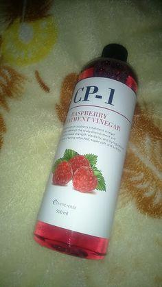 Piolang CP 1 Raspberry Hair Vinegar Review Raspberry Hair, Itchy Scalp, Coarse Hair, Oily Hair, Locs, Vinegar, Vodka Bottle, Conditioner, Personal Care