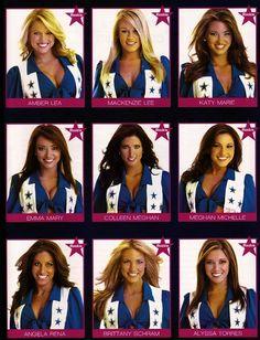 2011DCC - Dallas Cowboy Cheerleader Hall of Fame