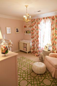 Project Nursery - Pink Nursery Decor