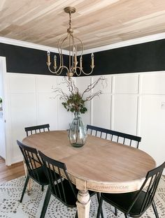 Wood Planked Ceiling: Adding Warmth and Texture to your Wall Wood Plank Ceiling, Wood Planks, Wall Wood, Diy Cabinets, Best Dining, Painting Cabinets, Dining Room Design, Decoration, Sweet Home